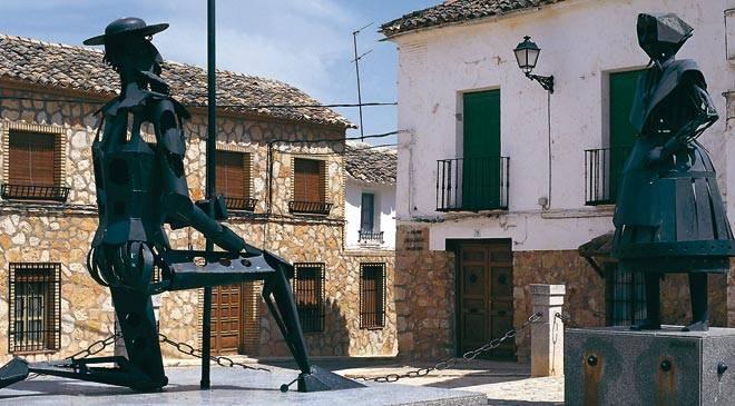 monumento dulcinea toboso