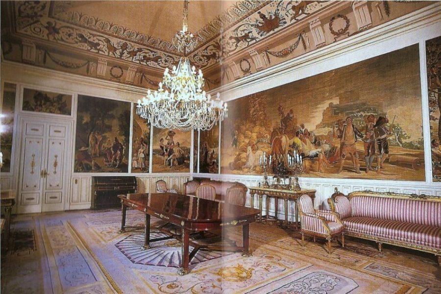 interior buenavista palacio
