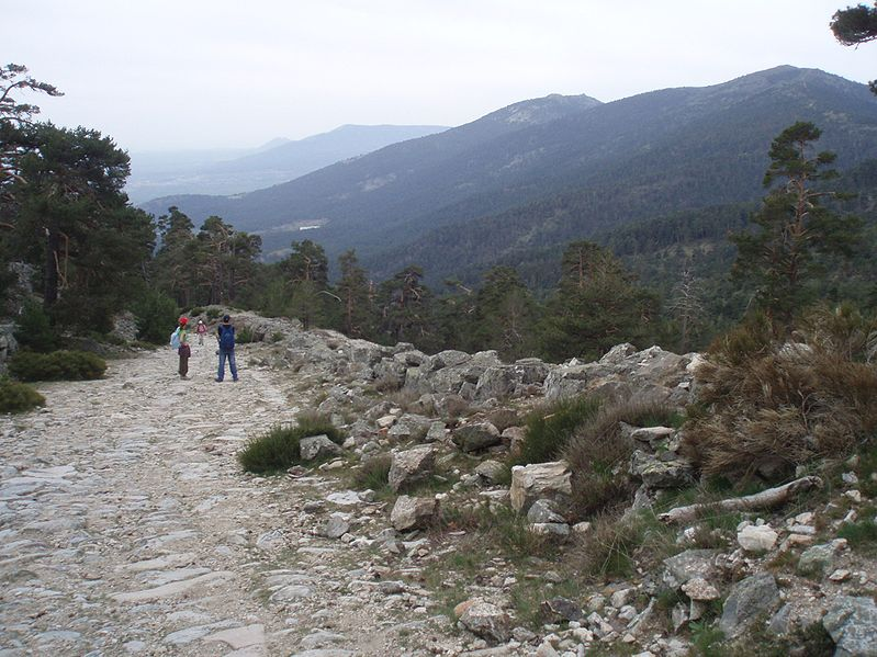 calzada romana y valle de la fuenfrc3ada
