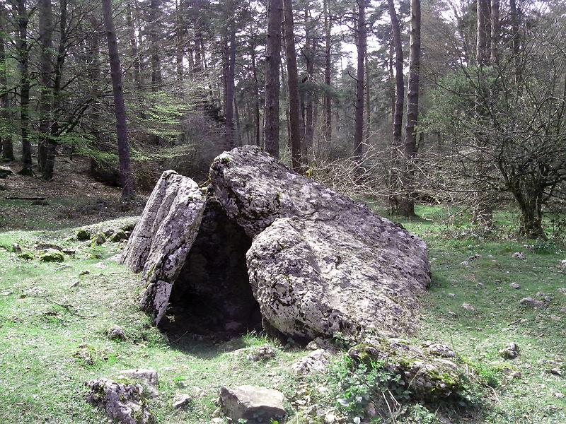 dolmen aralar