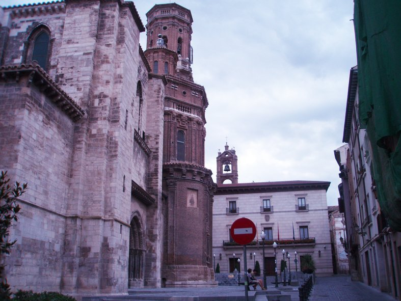 plaza vieja tudela