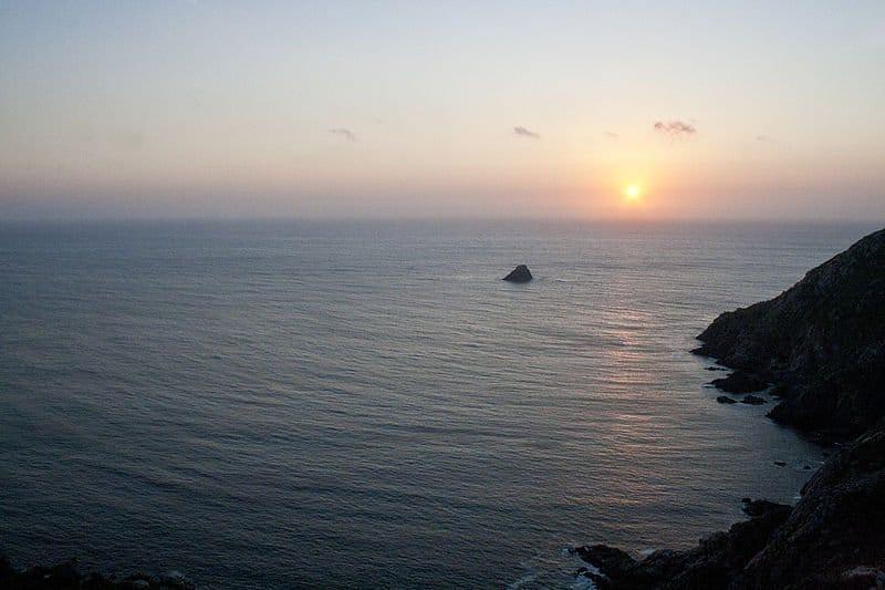 fisterra - Finisterre (La Coruña), el lugar donde se acaba el mundo