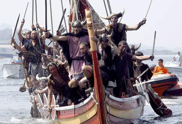 vikingos gallegos