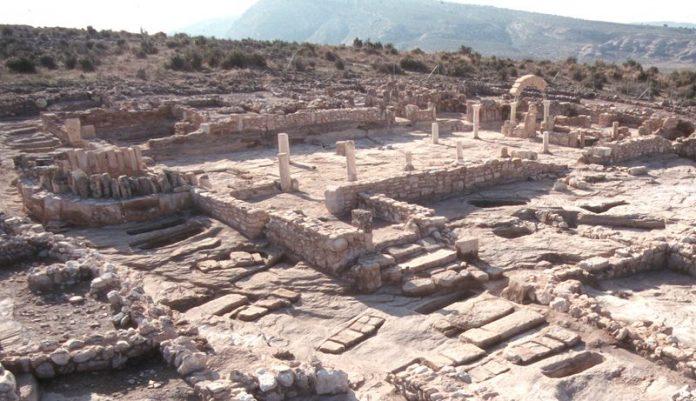 Basílica Tolmo Minateda Laclac