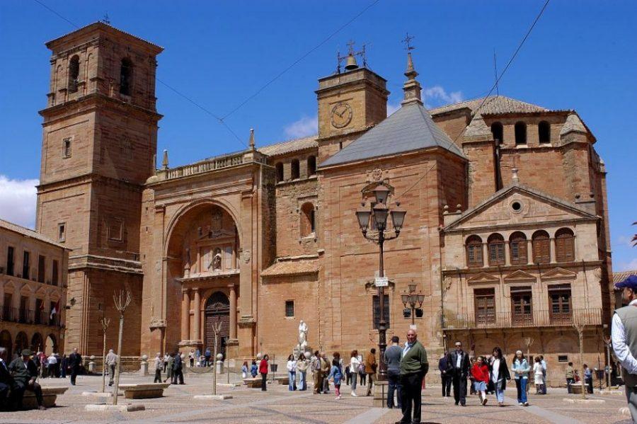Quevedo, desterrado en Torre de Juan Abad (Ciudad Real)