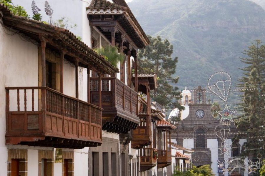 Teror: centro mariano (Gran Canaria)