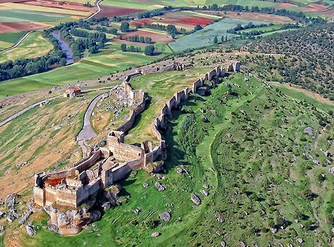 Gormaz: el castillo más largo y antiguo de Europa (Soria)