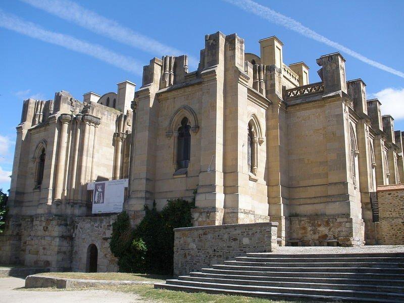 Bas%C3%ADlica de Santa Teresa Alba de Tormes - Alba de Tormes: cantada por poetas y guerreros (Salamanca)
