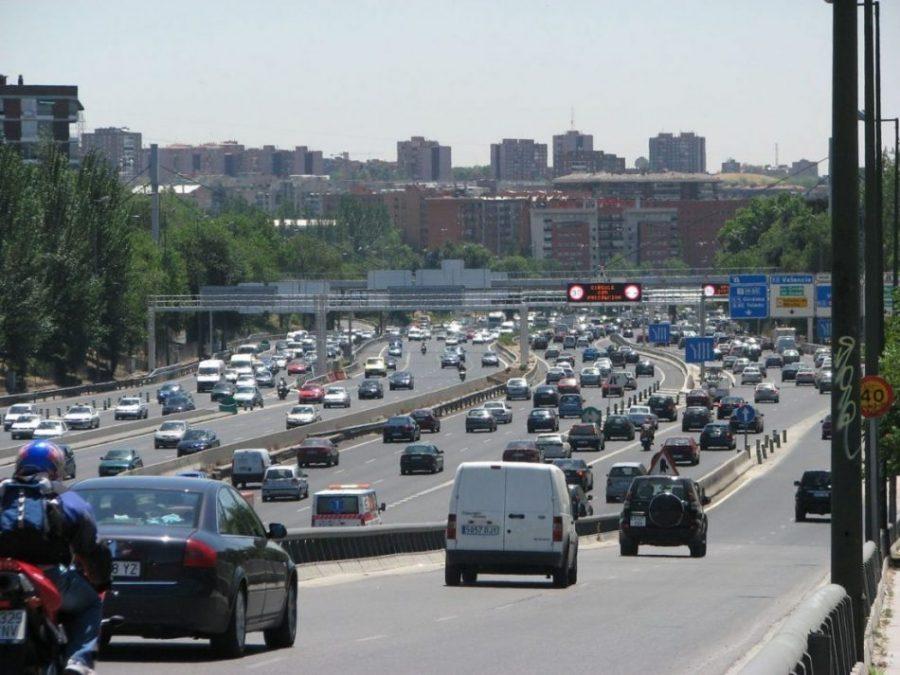 El subsuelo de la M-30 (Madrid)