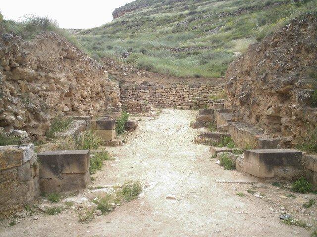 La ciudad celtíbera de Contrebia Leucade (La Rioja)