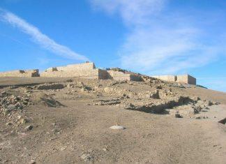 Libisosa castillo ibero romano Chocid