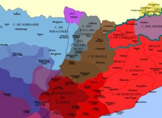 condados de sobrarbe y ribagorza antes de ser un reino