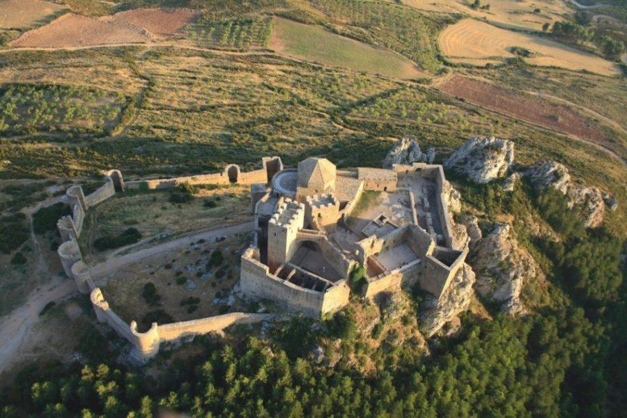 Loarre - Castillo de Loarre: la fortaleza más imponente de Europa