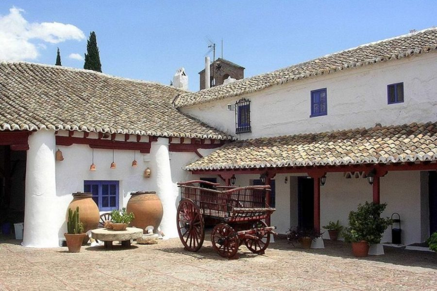 Puerto Lápice y el recuerdo al Quijote