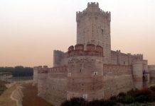 Mota Castillo de la Mota José Manuel Benito