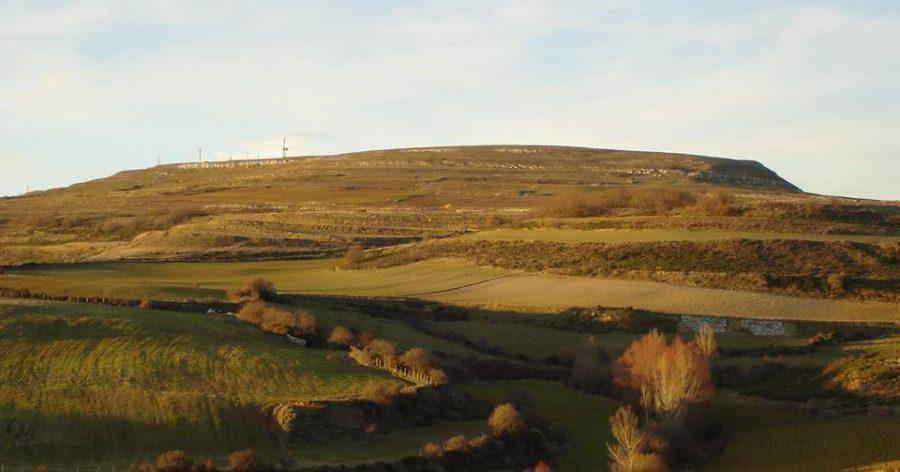 Monte Bernorio (Palencia), un yacimiento de la Edad del Hierro