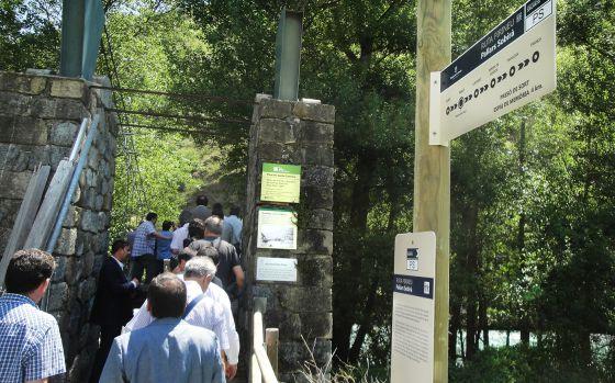 paneles ruta judios nazis lleida