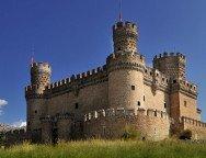 Castillo de Manzanares el Real Ramón Durán e1505056392865