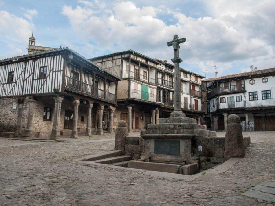 La Alberca es un pueblo de auténtica postal