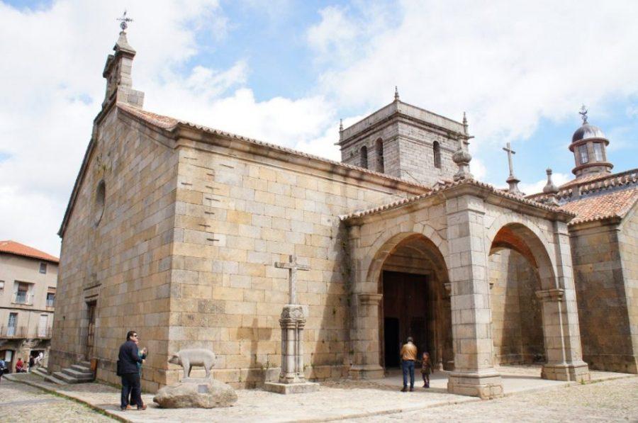 La Alberca Salamanca 04 - La Alberca, un pueblo de auténtica postal