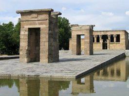 Templo de Debod Madrid Osvaldo Gago