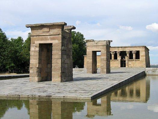 El Templo de Debod: Egipto en España