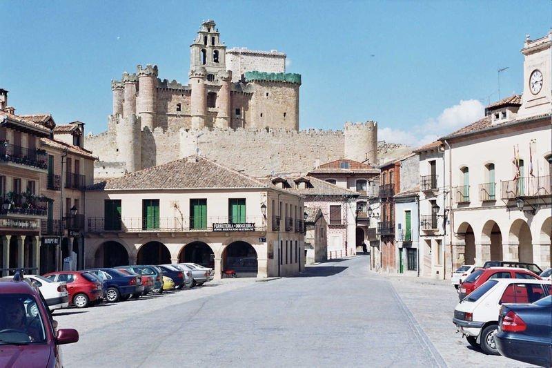 Turégano y su majestuoso castillo (Segovia)