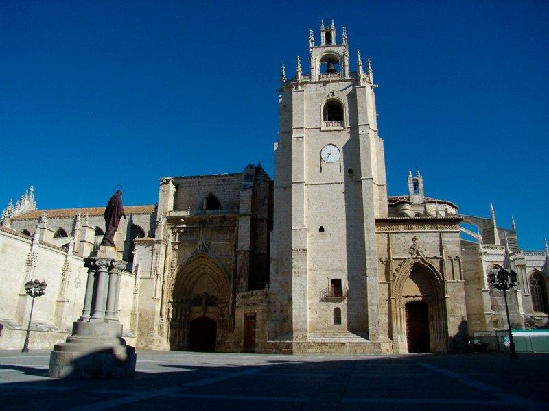 Catedral Palencia - Universidad de Palencia, la primera universidad que existió en España