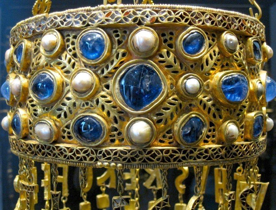 El yacimiento de Guarrazar: el tesoro de los godos