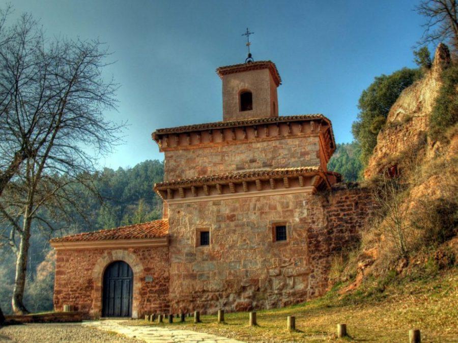 Monasterio de Suso aherrero