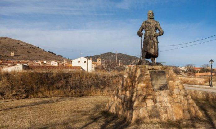 El Poyo del Cid Diego Delso