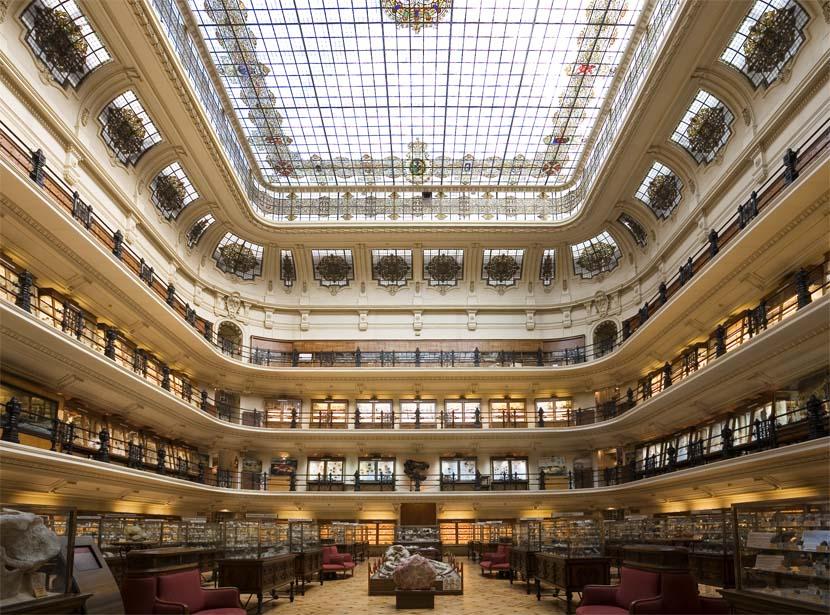 museo geominero - Los gabinetes de curiosidades en España