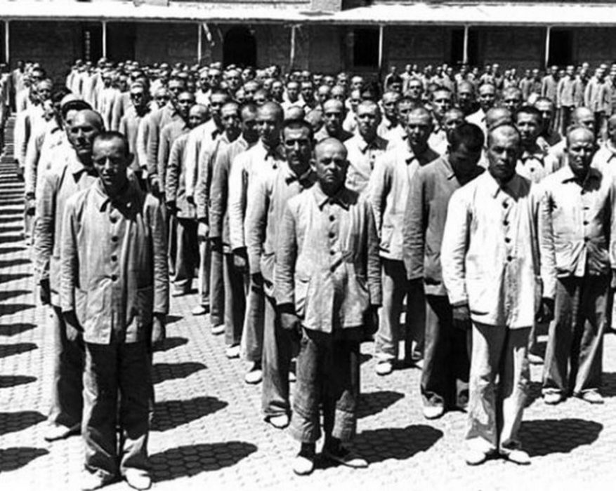 Los campos de concentración del franquismo