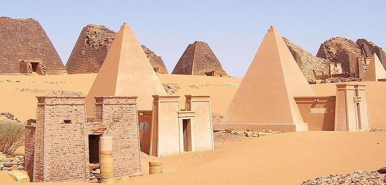 NubianMeroePyramids Wufei07