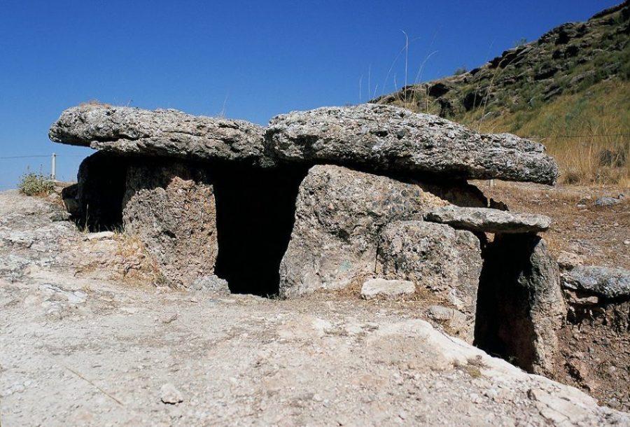 Gorafe: el paraíso de los dólmenes (Granada)