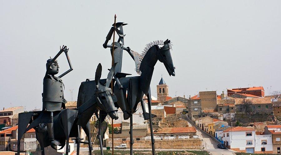 Munera: parada en la Ruta del Quijote