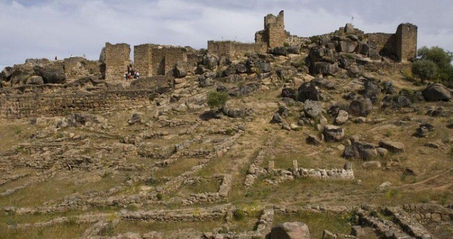 Ciudad de Vascos, un notable poso islámico en la Península (Toledo)