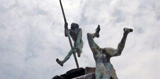 guanches_escultura_lugares_historia