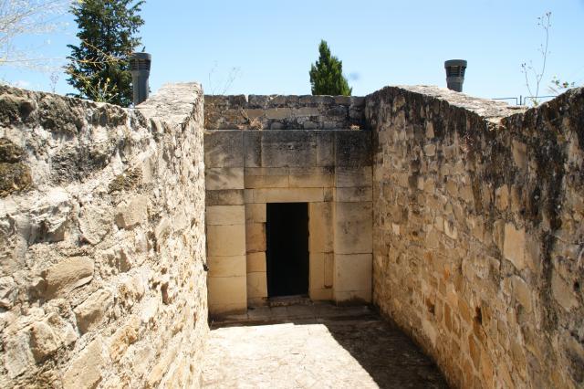 Cámara sepulcral de La Toya (Jaén)
