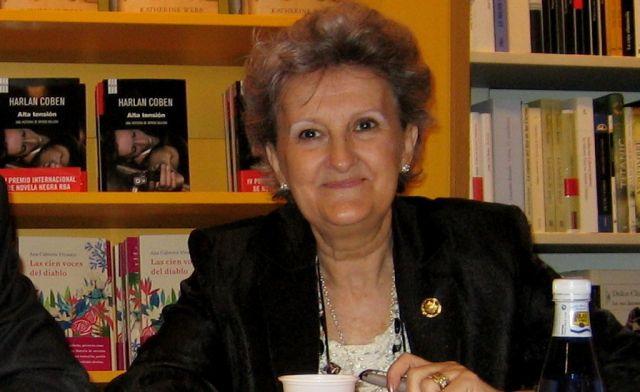 Ana María Vázquez: «Roma es la madre de la cultura europea. Grecia no existió y se apropia de ideas ajenas»