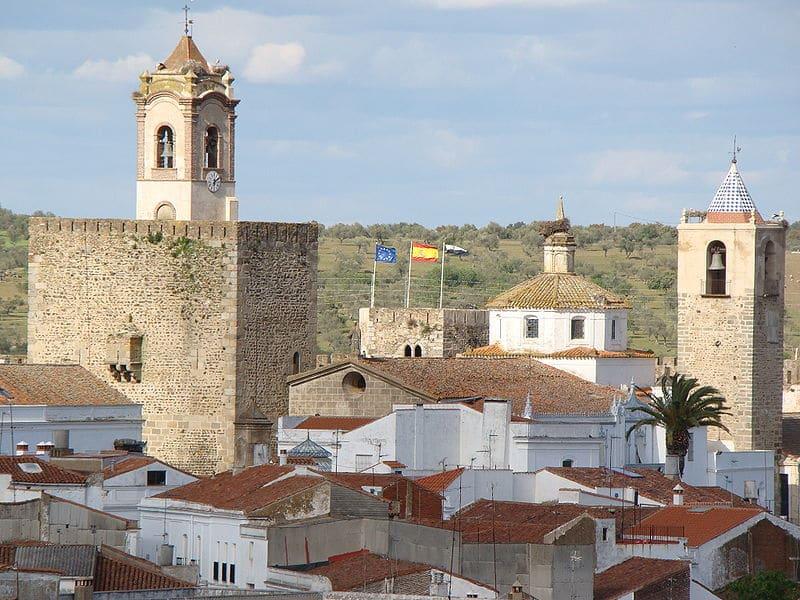 Fregenal de la Sierra y su pasado templario (Badajoz)