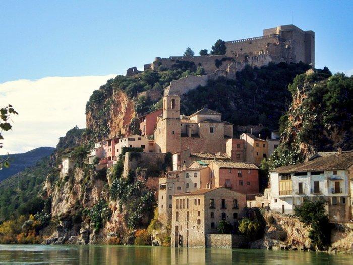 Miravet, el Ebro de los templarios (Tarragona)