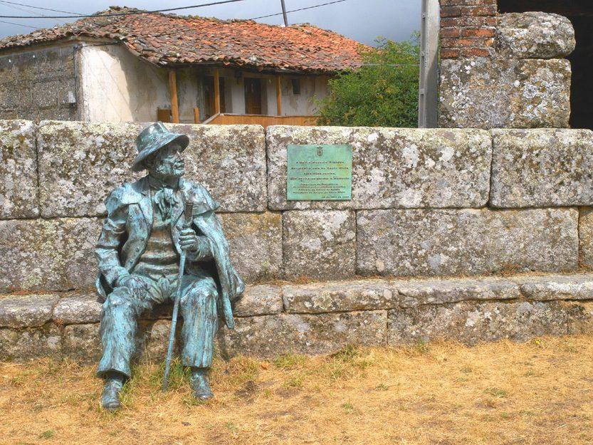 El Coto Mixto, como Andorra, pero entre España y Portugal (Ourense)