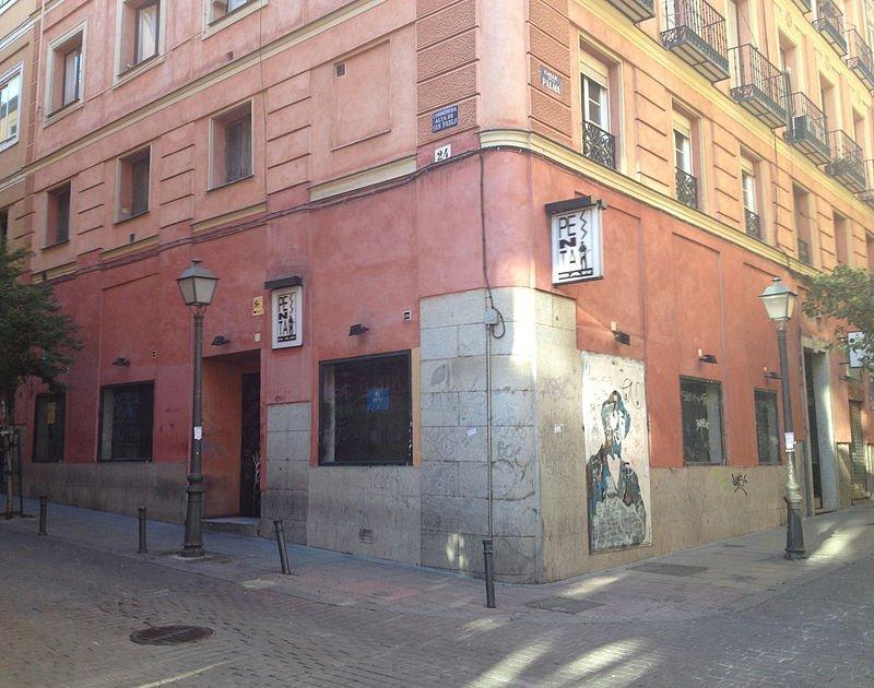 Los escenarios donde nació y se desarrolló la Movida Madrileña