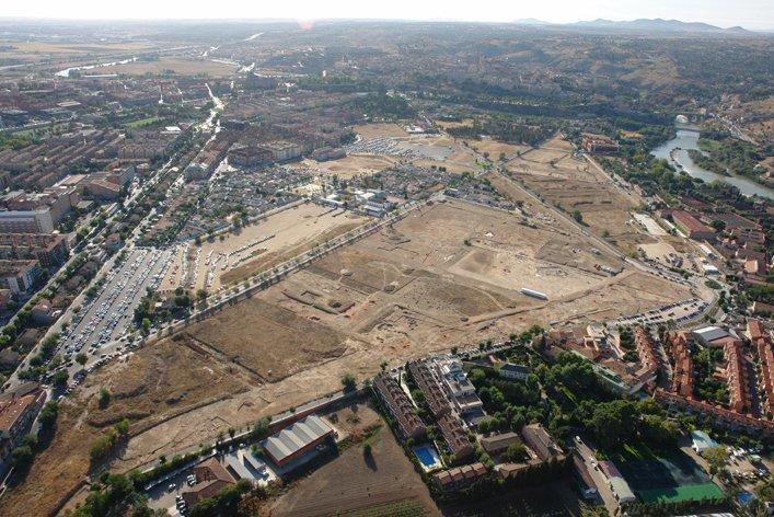 La Vega Baja de Toledo: la capital de los visigodos