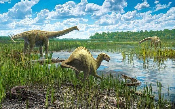 Lo Hueco: la Atapuerca de los dinosaurios (Cuenca)