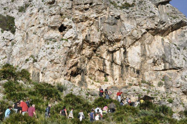 Yacimiento arqueológico de Benzú, un balcón a la Prehistoria de Ceuta