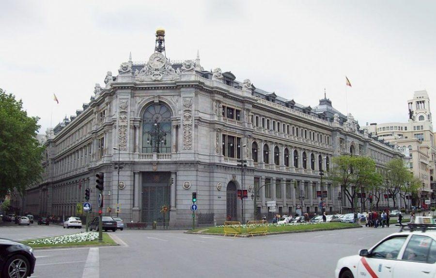 La cámara acorazada del Banco de España (Madrid)