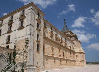 Monasterio de Uclés   Fachada este plateresca Mr. Tickle