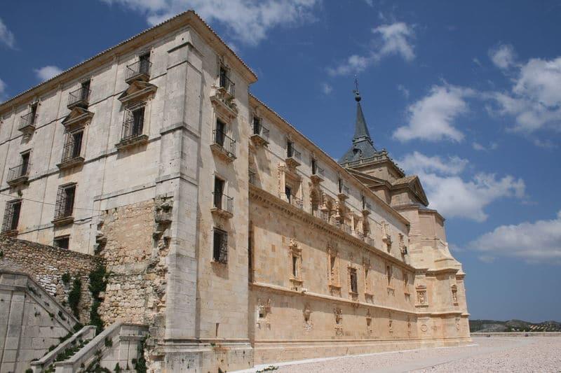 Monasterio de Uclés: el Escorial de la Mancha (Cuenca)